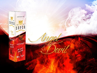 SuperFlavor ANGEL&DEVIL 50ml Mix&vape