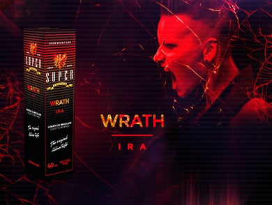SuperFlavor WRATH 40ml Mix&vape