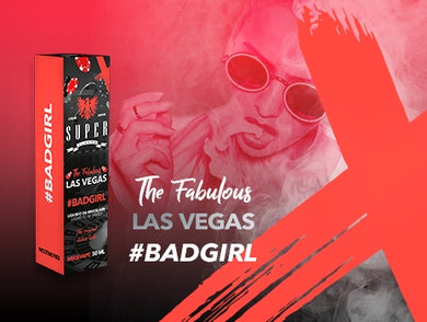 SuperFlavor BADGIRL 50ml Mix&vape