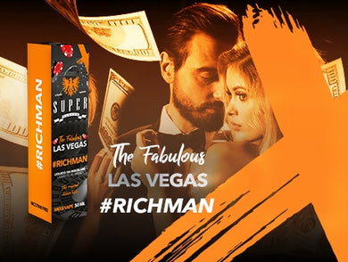 SuperFlavor RICHMAN 40ml Mix&vape