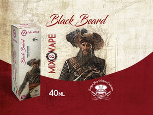 Valkiria BLACK BEARD 40ml Mix&vape