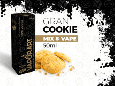 Vaporart GRAN COOKIE 50ml Mix&vape