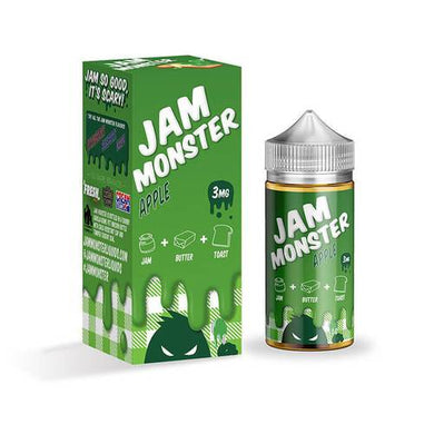 Apple Jam Monster liquid