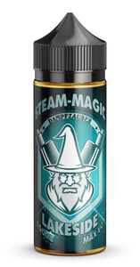 Steam Magic Lake Side