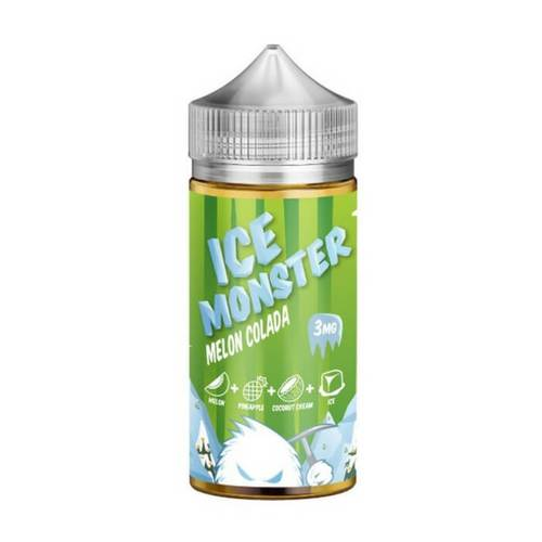 Ice Monster Melon Colada  Jam Monster liquid