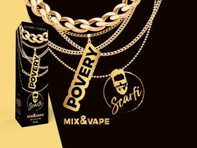 POVERY 50ml Mix&Vape by SCARFI