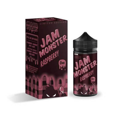 Jam Monster Raspberry liquid