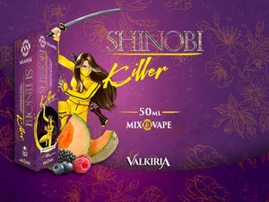 Valkiria SHINOBI KILLER 50ml Mix&vape