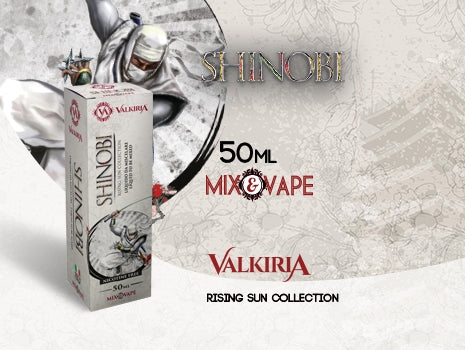 Valkiria SHINOBI 50ml Mix&vape