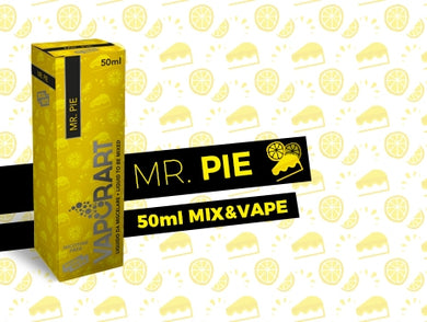 Vaporart MR PIE 50ml Mix&vape