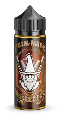 Steam Magic Dessert Fog