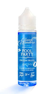 SevenWonders POOLPARTY 50ml Mix&vape