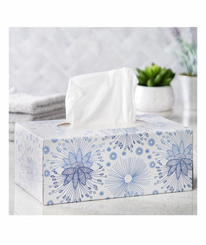 Tissue paper 2 ply facials tissues 3 packs 2-5 day shipping