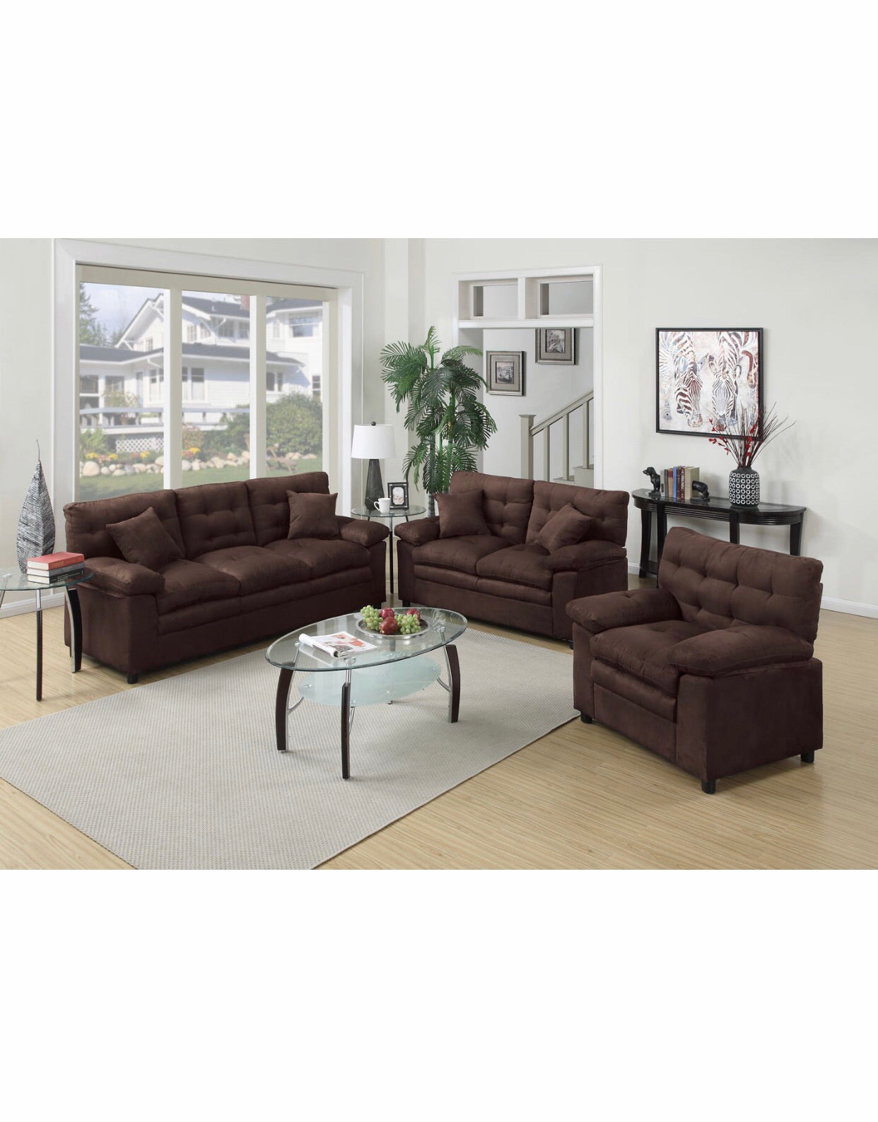 Kingston 3 piece living room set !