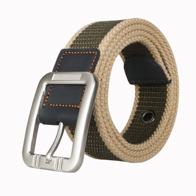 Best YBT military belt outdoor tactical belt men&women high quality canvas belts for jeans male luxury casual straps ceintures