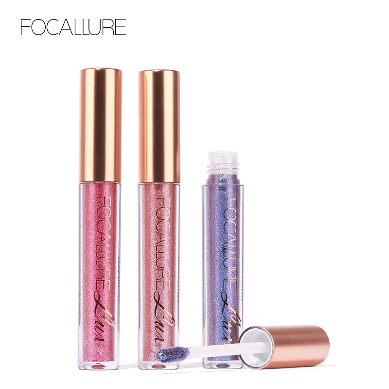 FOCALLURE 10 Colors Liquid Matte Lipstick Cosmetics Makeup Chameleon Liquid LipsticksLip Gloss Stick Make up Lips Lipgloss
