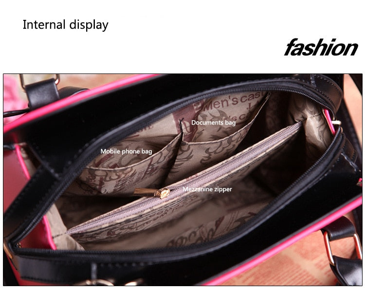 FGJLLOGJGSO Brand Casual leather Female handbag bowknot shoulder bag crossbody bags for women messenger bag Lady bolsa feminina