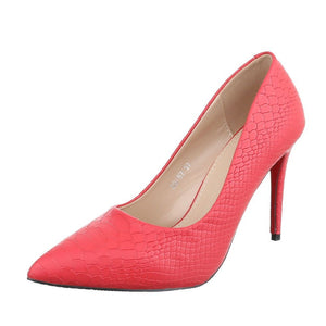 Ladies High Heels   red
