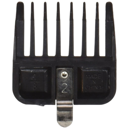 Andis Attachment Comb Snap On 1 1/2 1/8 Double Quote 1/8""