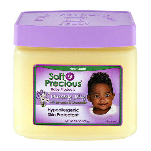 Soft & Precious, Nursery Jelly With Lavender & Chamomile, 13 Oz.