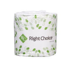 "Royalty 9"" Dia. Plastic Dinner Plates White with Silver Band"