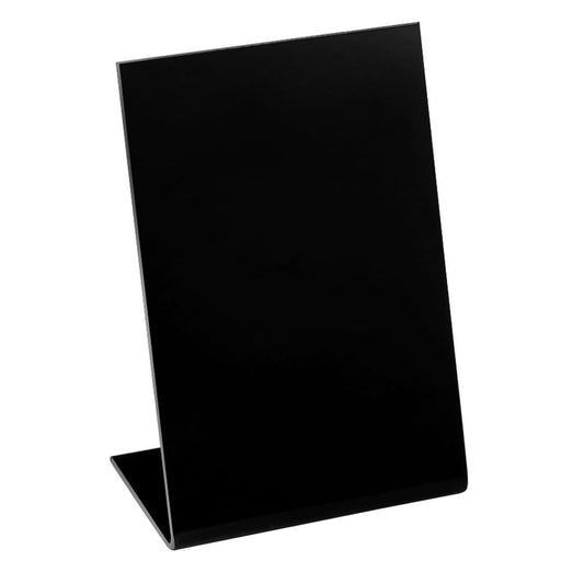 8.5W x 2D x 11H Classic Write On Easel Black, Case of 2