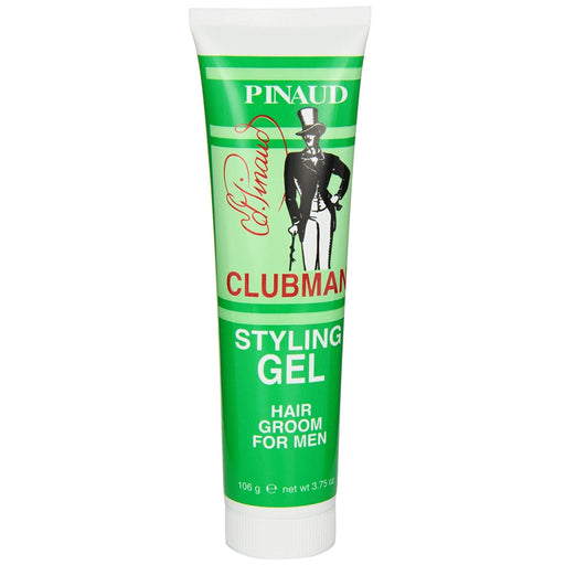 Clubman Styling Men Hair Jel Gel 3.75 oz. Tube