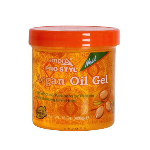 Ampro Gel Argan Oil, 32 Oz.