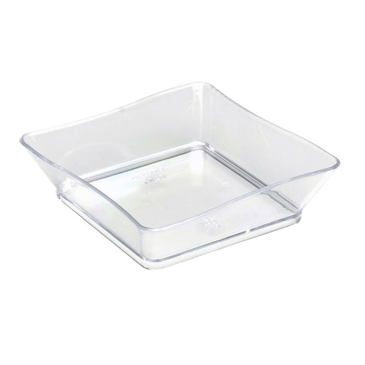 Clear 2 1/4 x 2 1/4 Tiny Trays