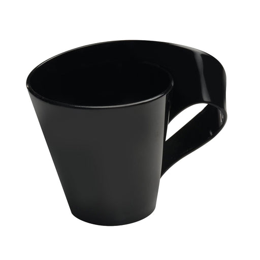 Black 2 oz Tiny Tonics Barware Cups