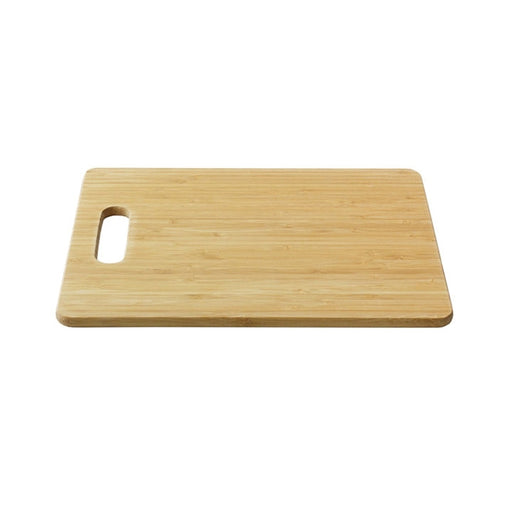 "13 3/4""L x 9""W x 3/8""H Bamboo Cutting Board"