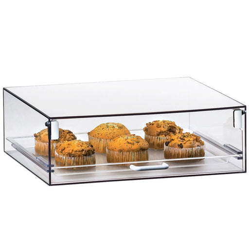 18.5W x 14D x 10H Stackable Classic Display Cases Two Trays