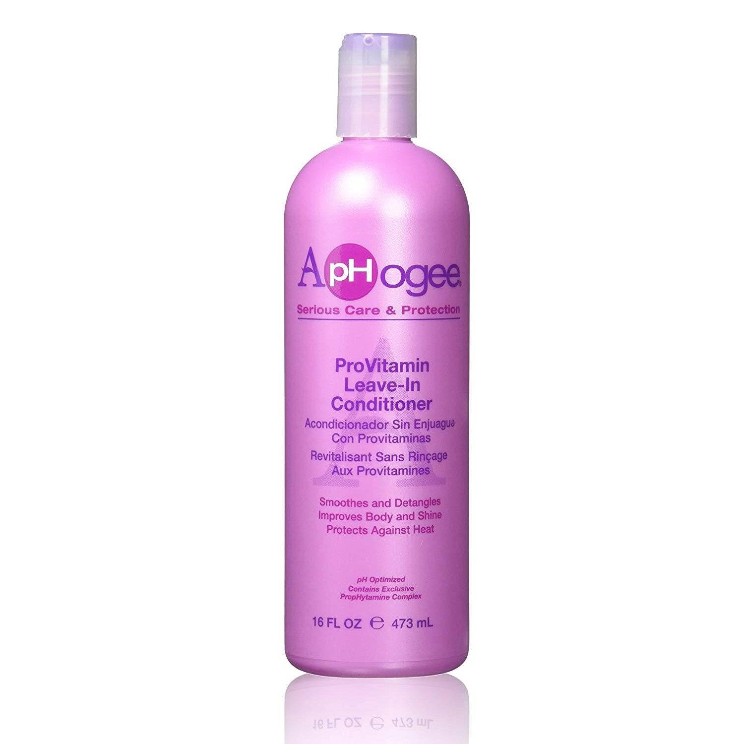 Aphogee Conditioner Pro-Vitamin Leave-in, 16 Oz