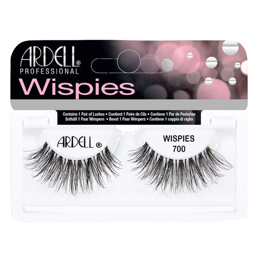 Ardell Lashes Wispies 700 Black 65699