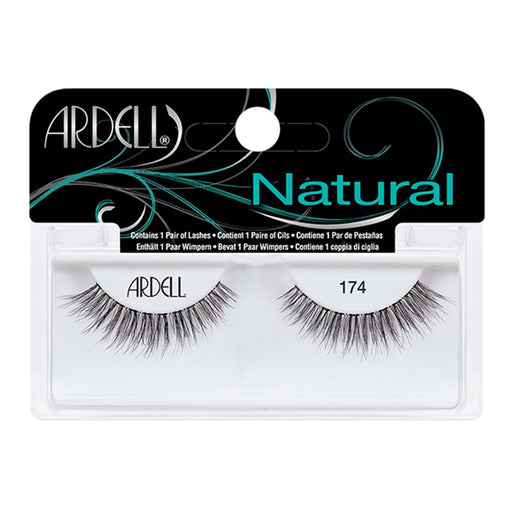 Ardell Natural Lightweight Lashes, 174 Black