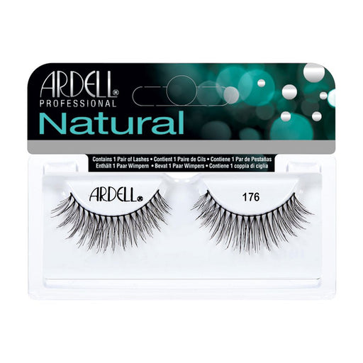 Ardell Natural Lightweight Lashes, 176 Black