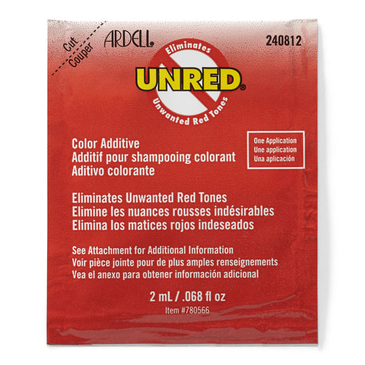 Ardell Unred Color Additive, 0.068 Oz.