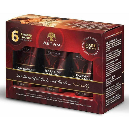 As I Am Coilcurl Care 6/Pack