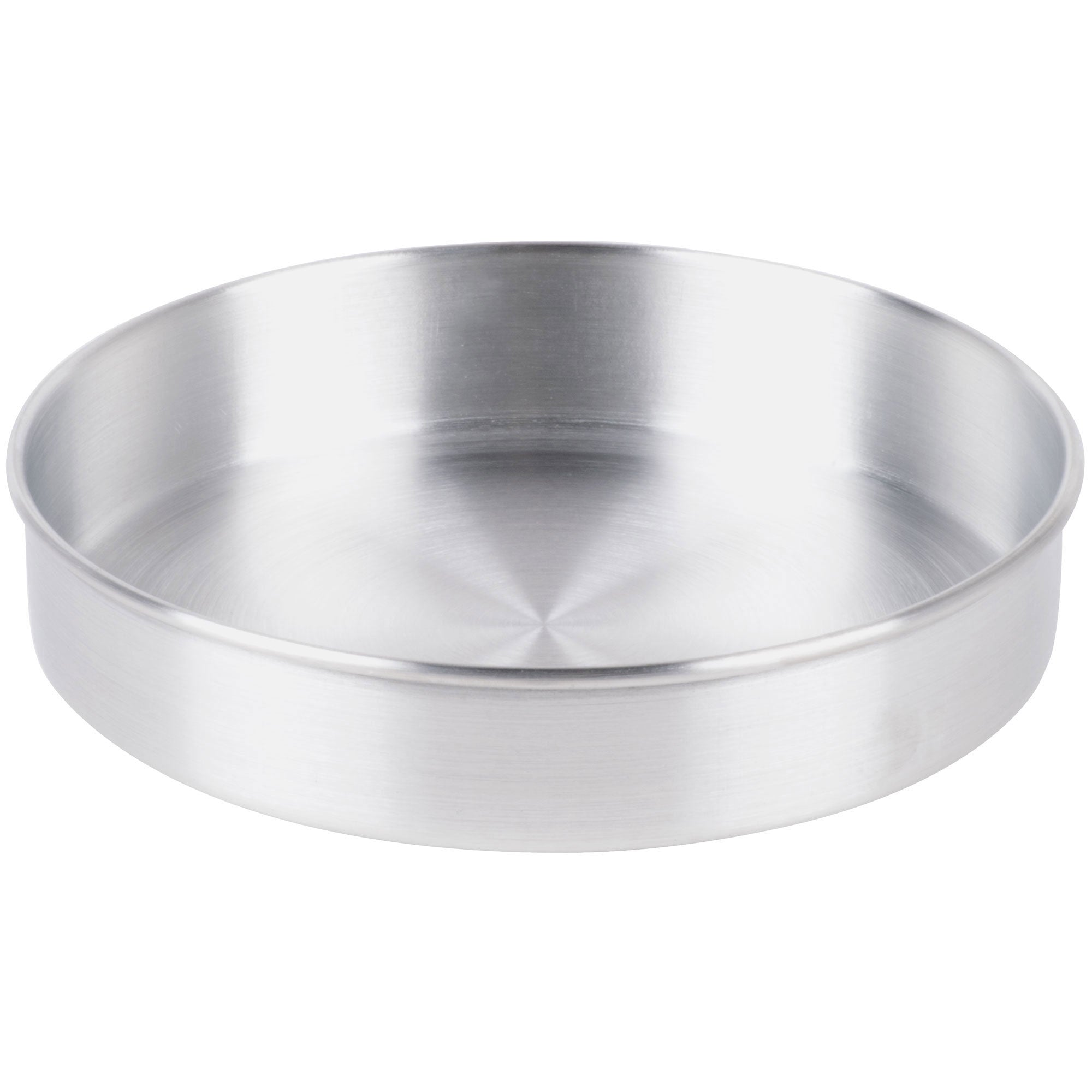 "12"" X 2"" Layer Cake Pan, Aluminum, 0.9Mm"