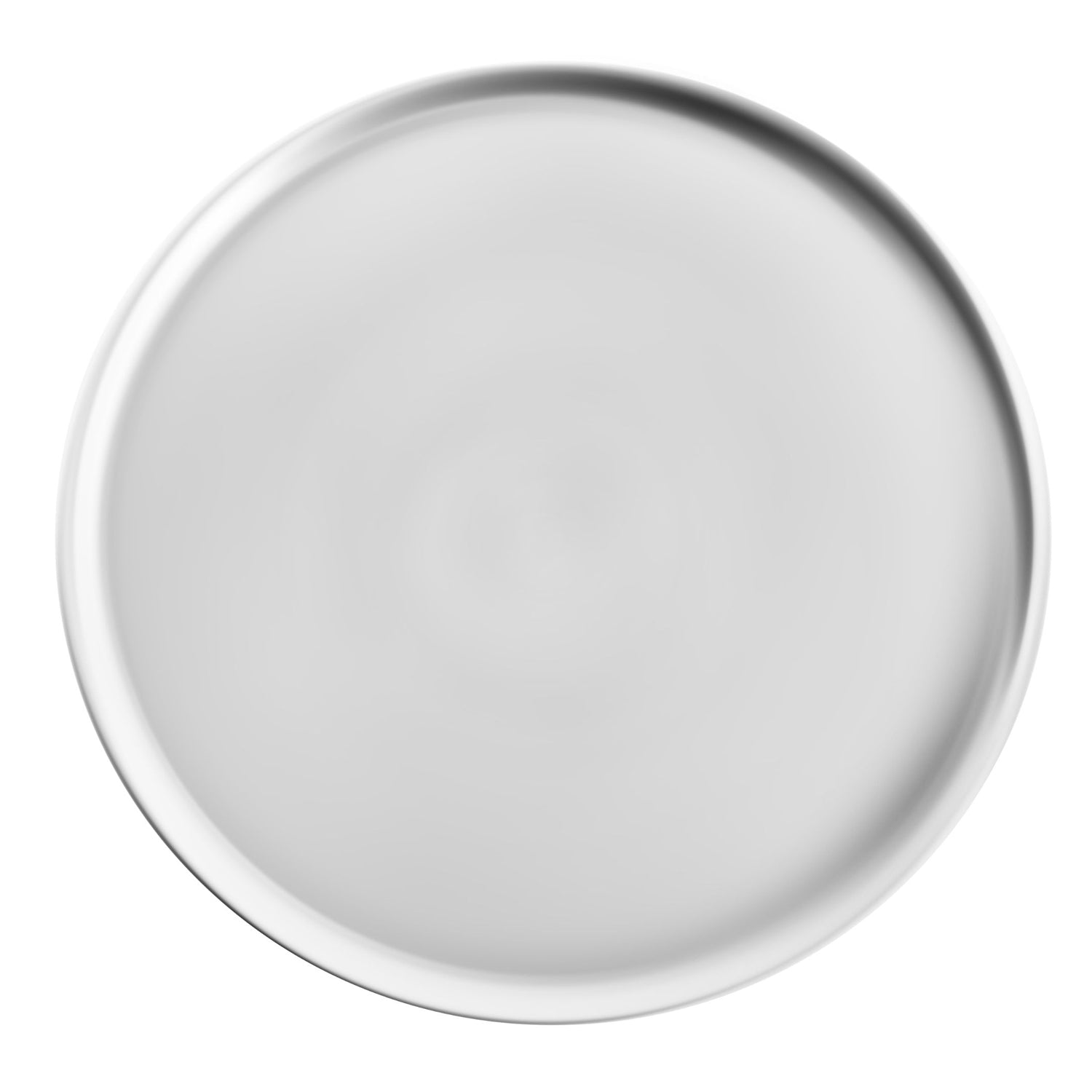 "10"" Coupe Style Aluminum Pizza Tray"