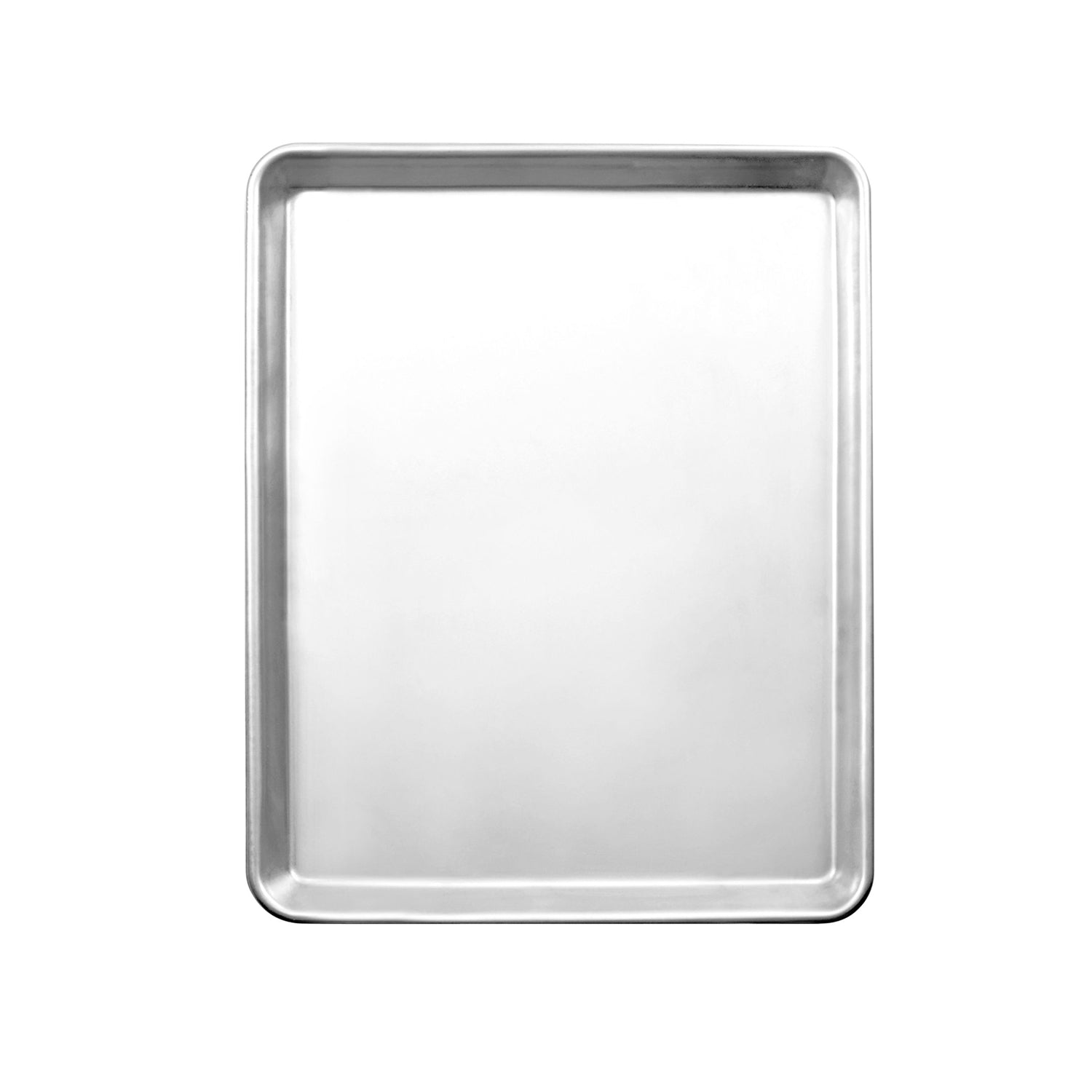 "18"" X 26"" Full Size Aluminum Sheet Pan, 16 Gauge"