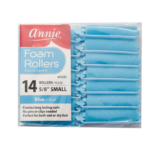 Annie Foam Rollers Color Size: Small, 5/8""