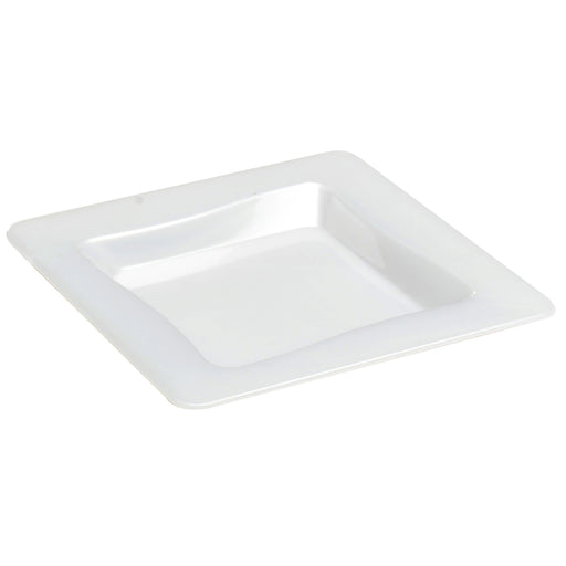White 3 X 3 Tiny Institutional Trays Pack
