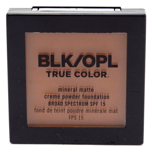 Black Opal True Mineral Matte Foundation 440Amber