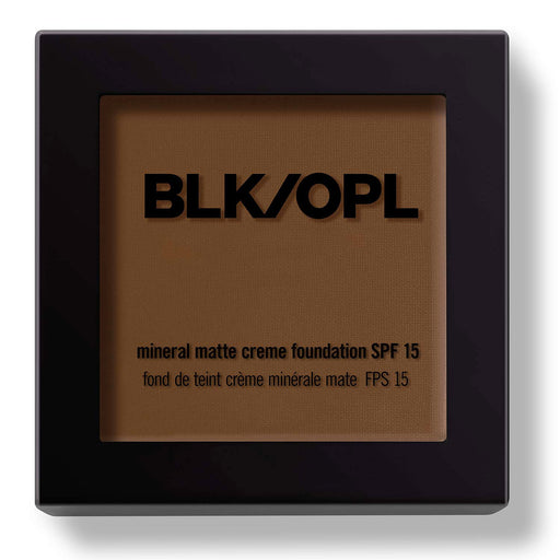 Black Opal True Mineral Matte Foundation 640Suede Mocha