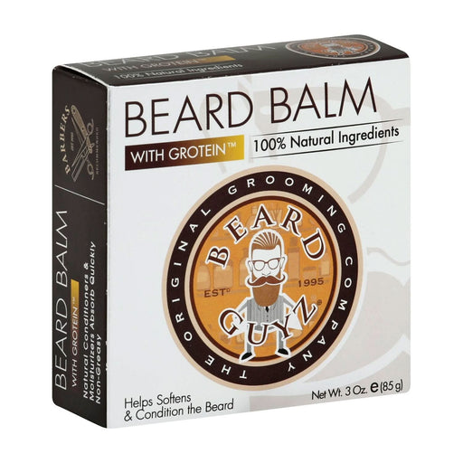Beard Guyz Beard Balm 25 Coarse Hair