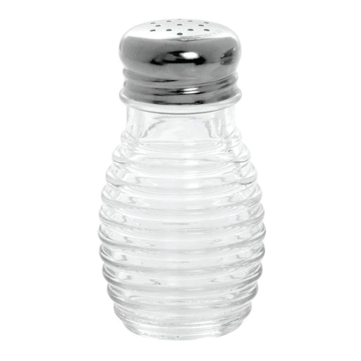 2 oz Beehive Salt or Pepper Shakers with Stainless Steel Tops