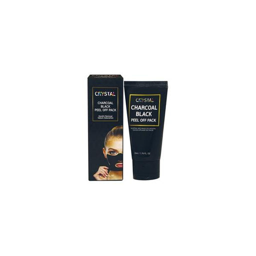 Facial Mask Charcoal Black Peel Off Pack 031870 1.76oz