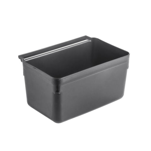 Flatware Bin Black, Polyethylene, Black