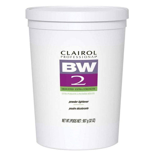 Clairol Professional BW2 Powder Lightener, Extra Strength, 32  Oz.
